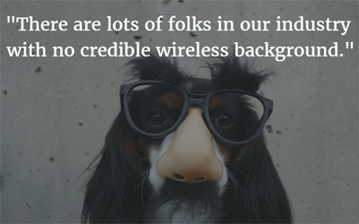 Beware: Wireless Industry Imposters